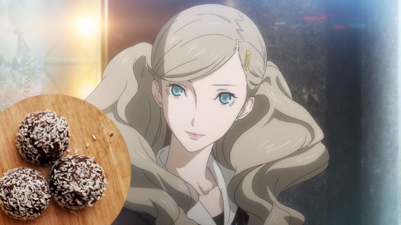 Video game stars who love chocolate ann takamaki persona 5
