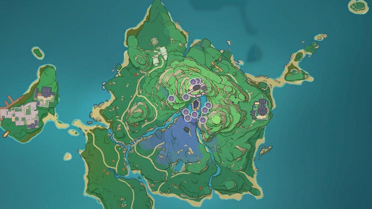 Where to find Naku weed genshin impact guide