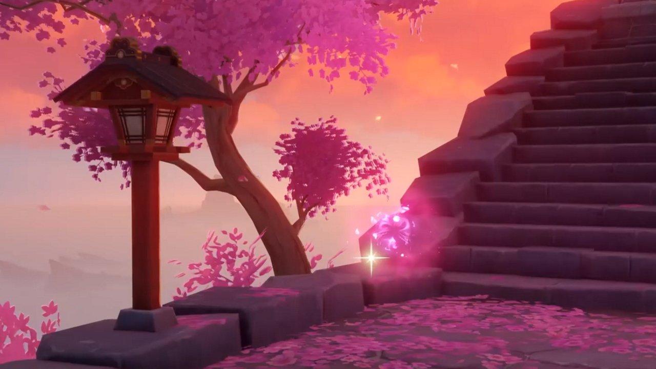 Where to find Sakura bloom genshin impact