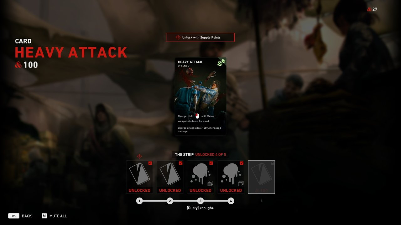 Back 4 Blood how to get cards supply lines