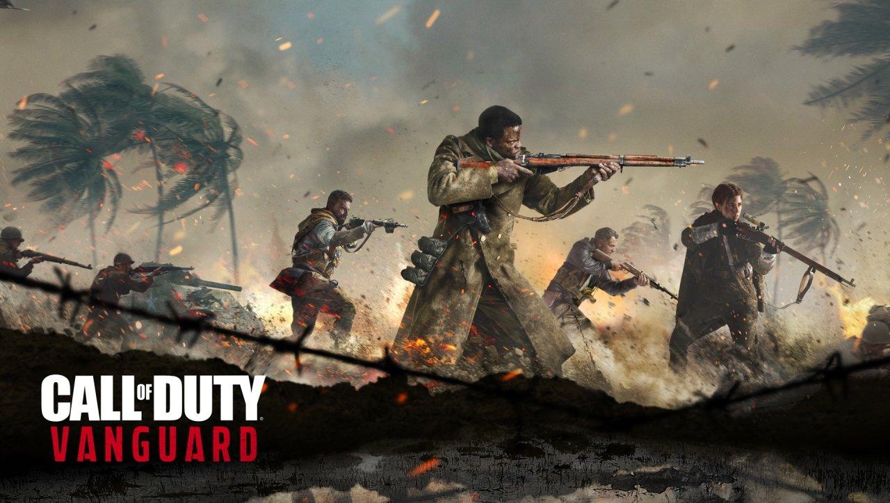 Call of Duty Vanguard Setting characters