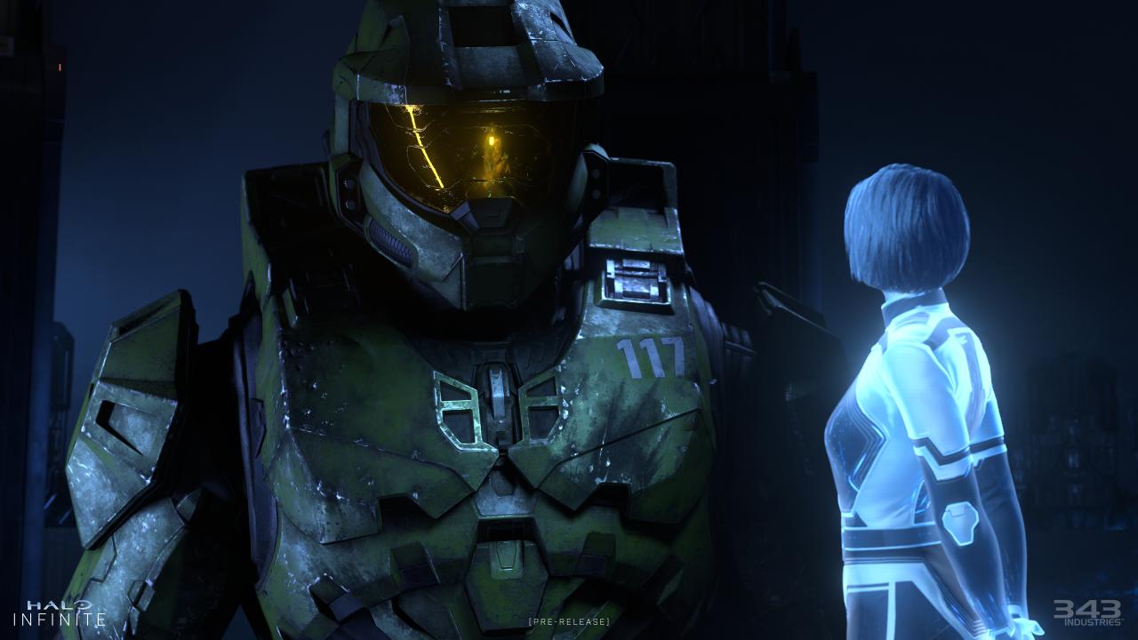 Halo infinite release date december 8