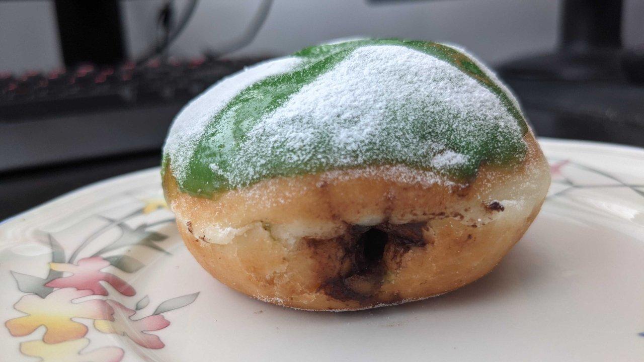 Krispy Kreme xbox doughnut nexus level review