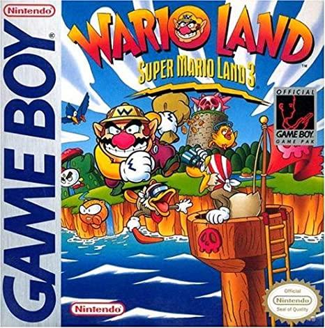Nintendo Switch online game boy games - Wario Land box image