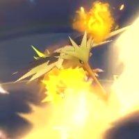 Pokemon Unite wild pokemon buffs list Zapdos