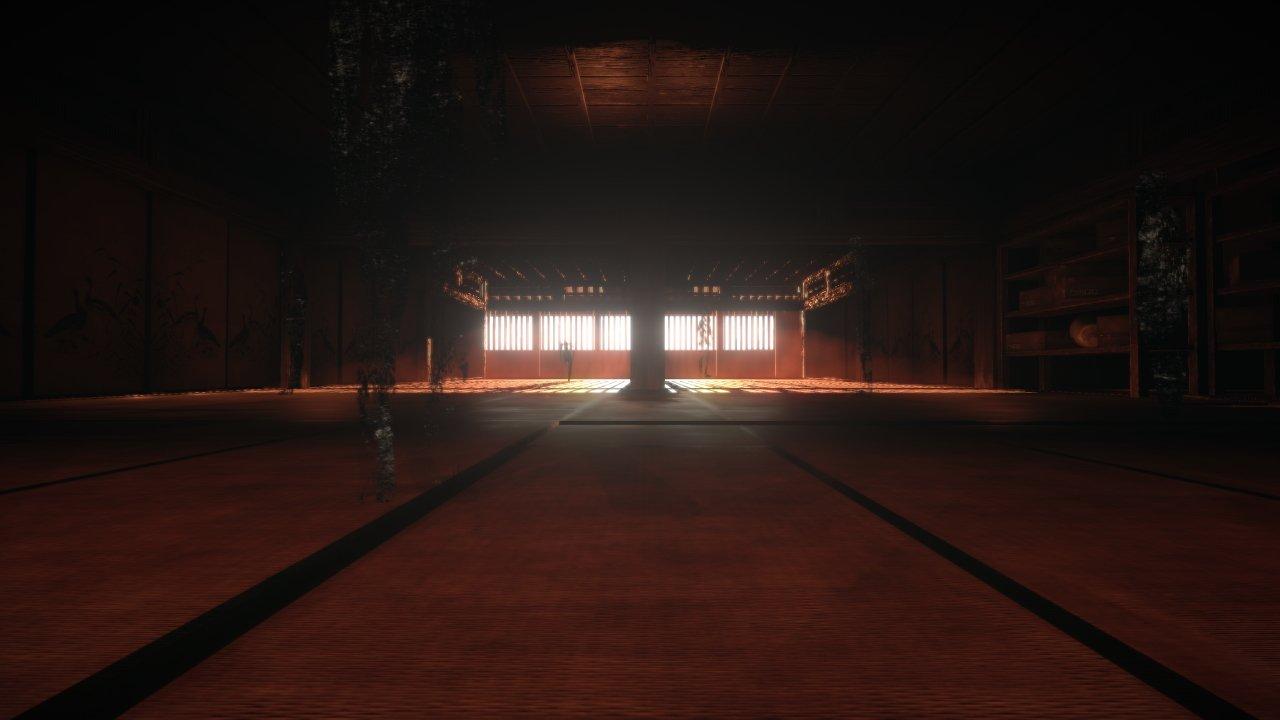 Yuoni Japanese horror game