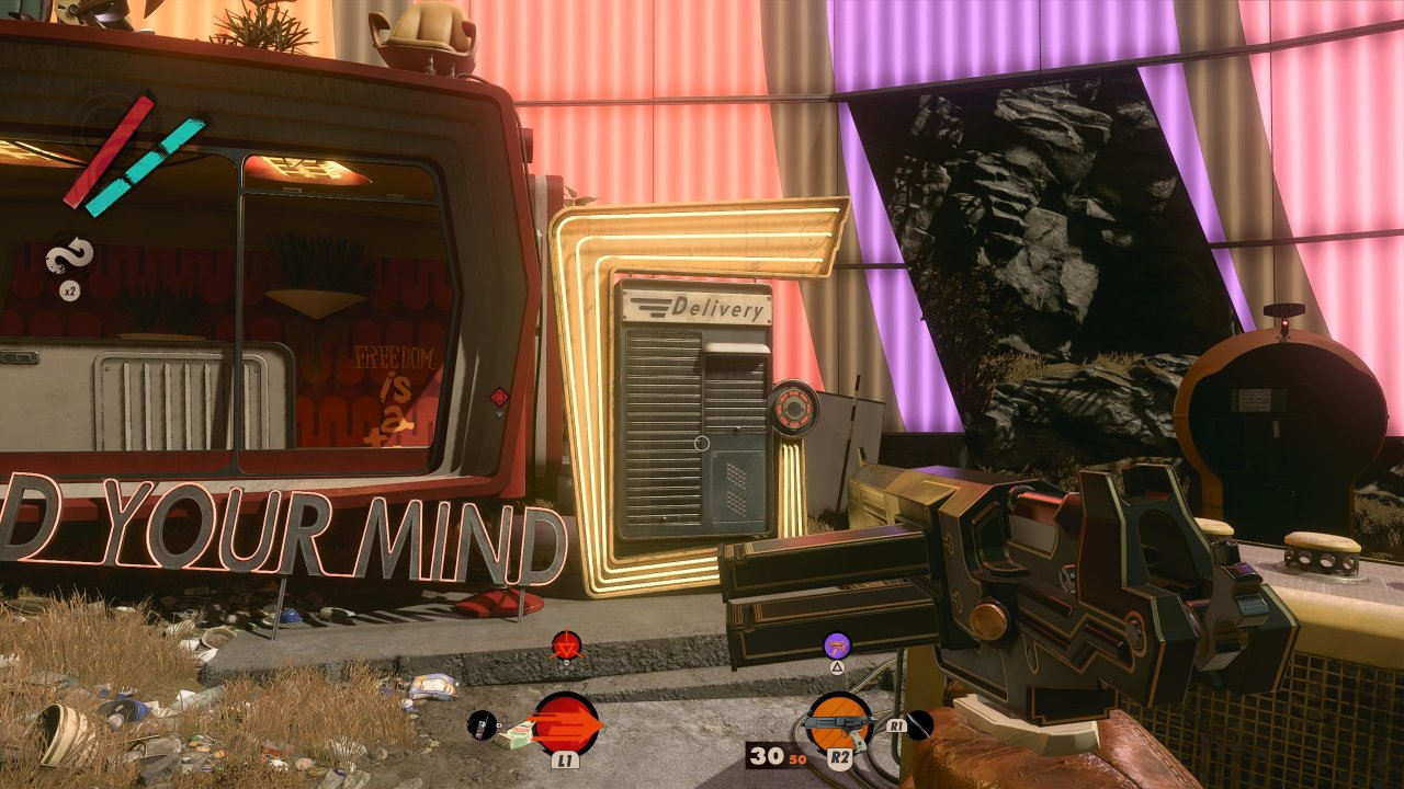 Deathloop delivery booth code location guide