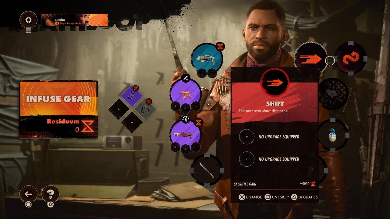 Deathloop how to save game progress