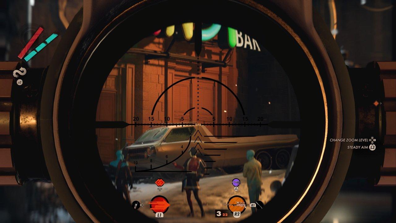Deathloop Dualsense adaptive triggers