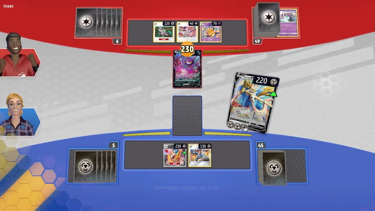 Pokemon trading card game mobile pc release date