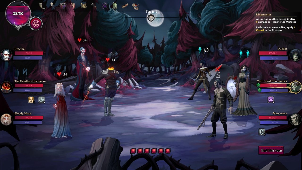 Rogue Lords review roguelike