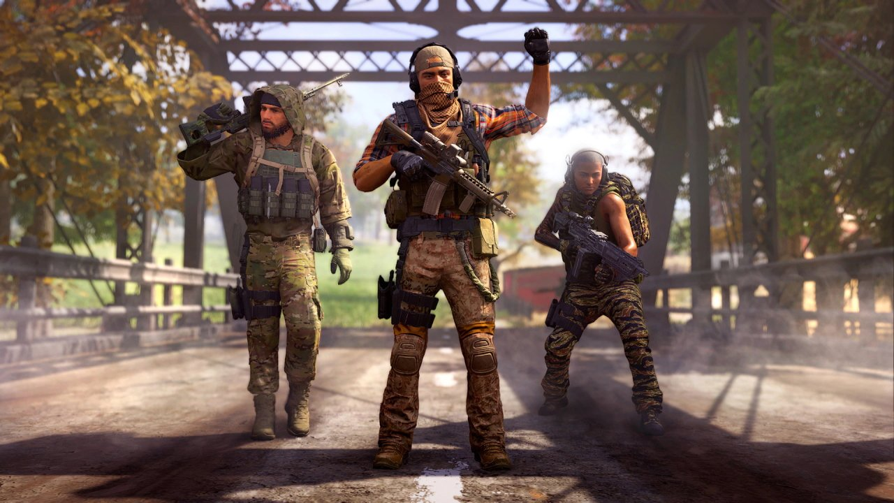 Ghost recon frontline closed test times and dates