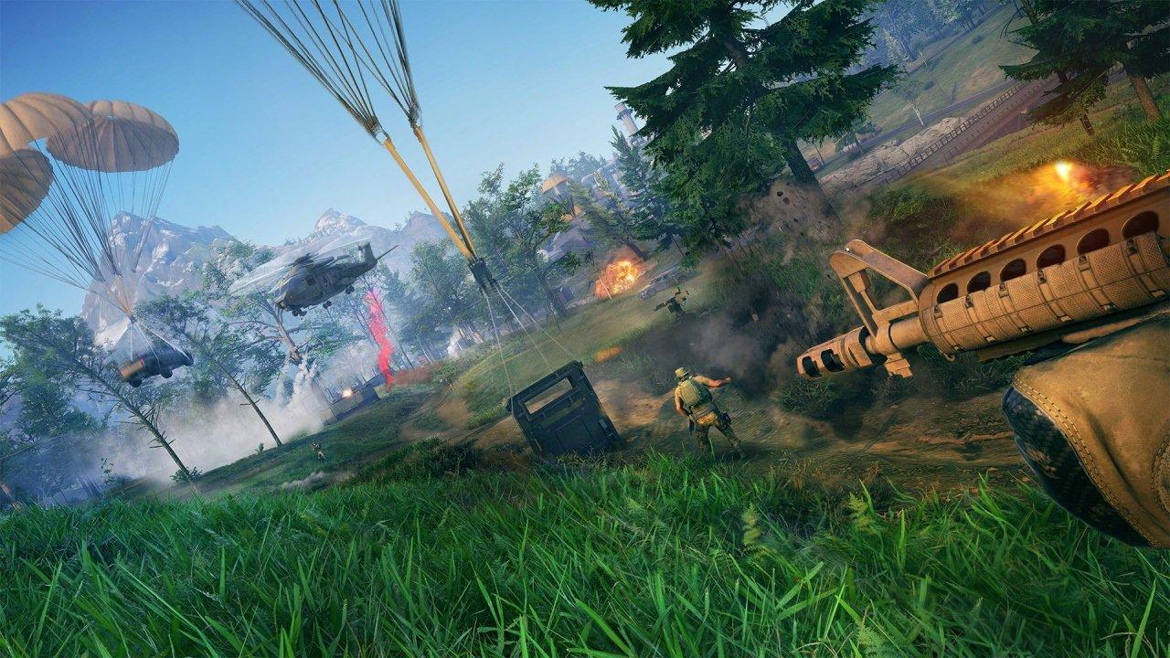 Ghost Recon frontline release date platforms