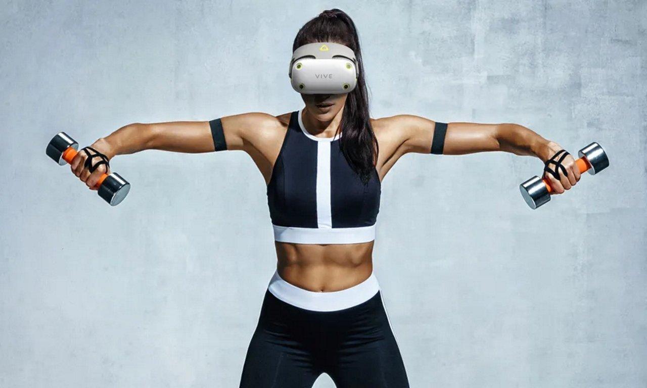 HTC Vive new headset VR AR Flow
