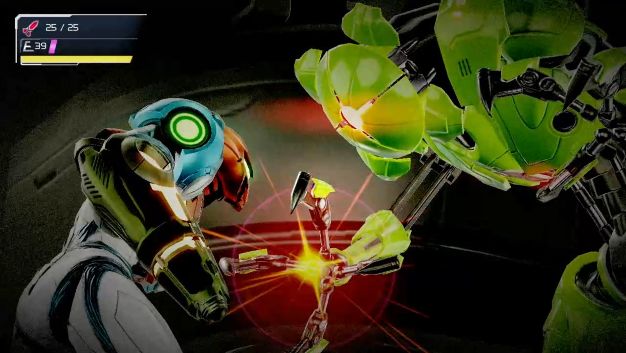 Metroid Dread How to counter EMMIs
