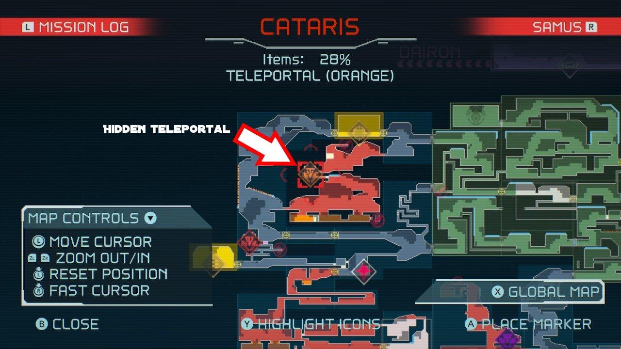Metroid Dread pulse radar shortcut early