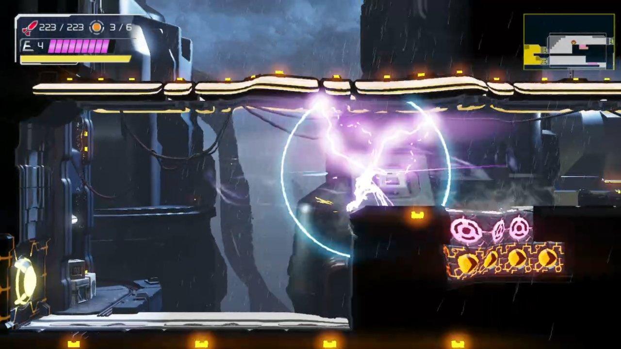 Metroid Dread Speed Booster tricks shinesparks