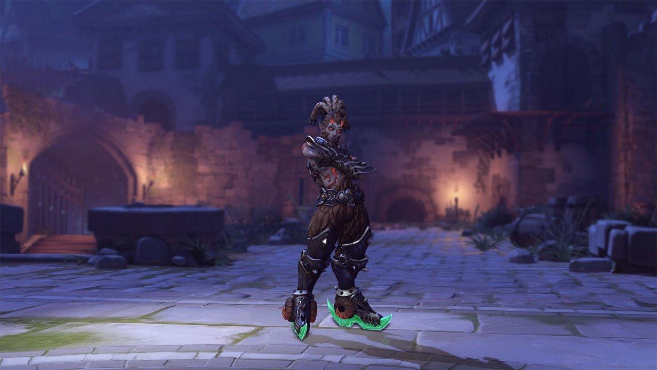 Overwatch Halloween Terror 2021 skins lucio