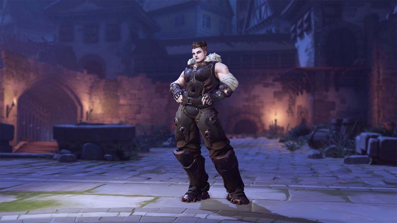 Overwatch Halloween Terror 2021 skins zarya