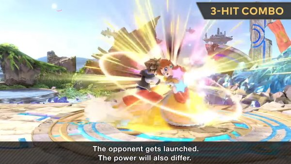 Sora Moveset smash Ultimate ftilt