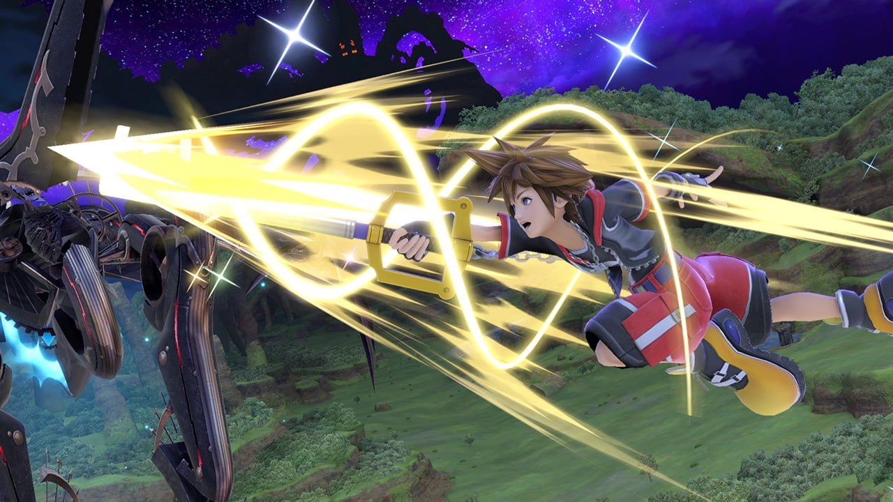 Sora moveset smash ultimate guide