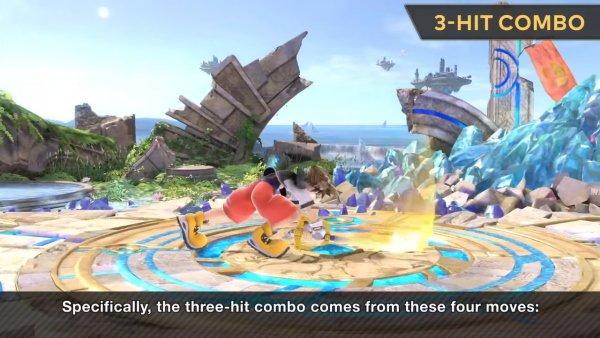 Sora Moveset smash Ultimate Jab attack
