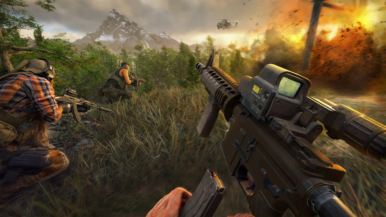What is Ghost Recon Frontline