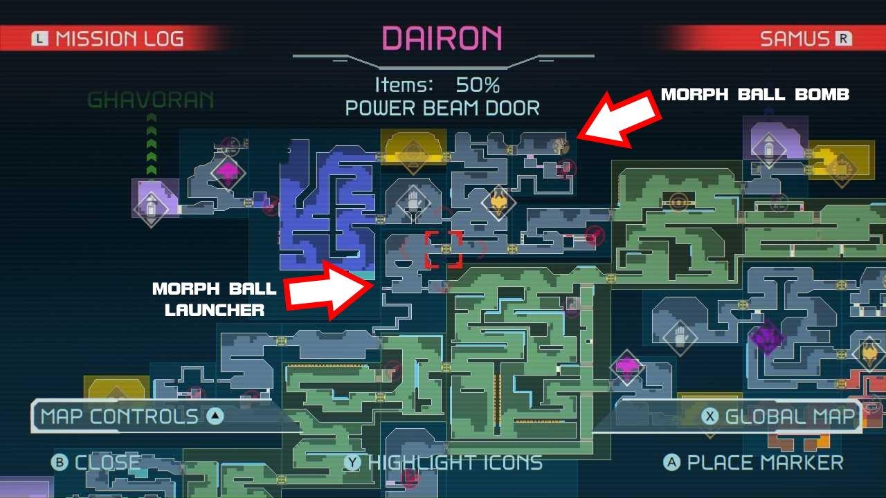 Where to go after Kraid metroid dread